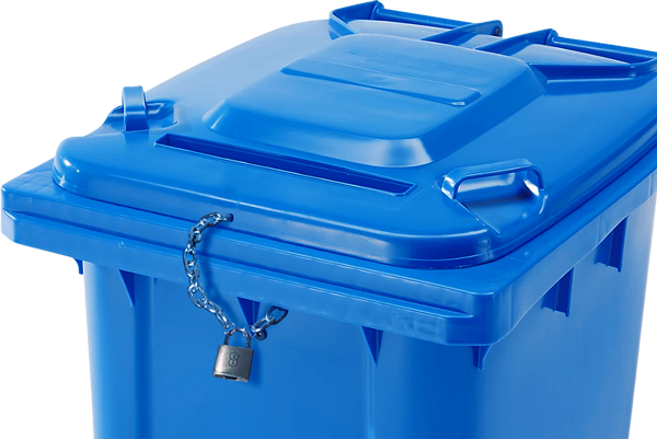 prepaid shredding bins